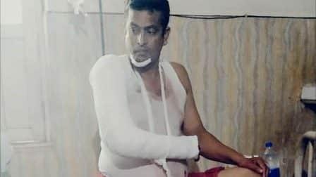 Photo of दैनिक जागरण शेखपुरा के ब्यूरो चीफ सड़क हादसे में गंभीर रूप से घायल