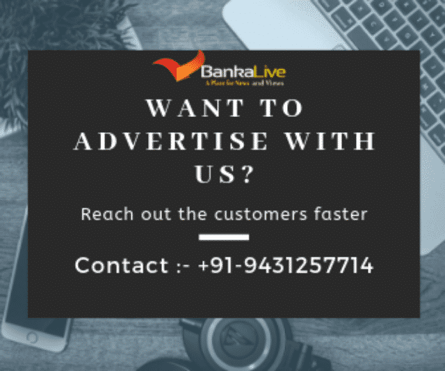 Want to advertise with us - Banka Live