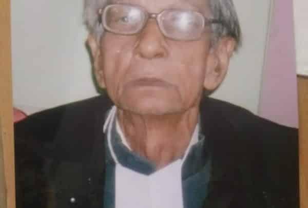 Photo of बांका के वरिष्ठतम वकील सुधा मुखर्जी के निधन पर शोक संवेदनाओं का तांता